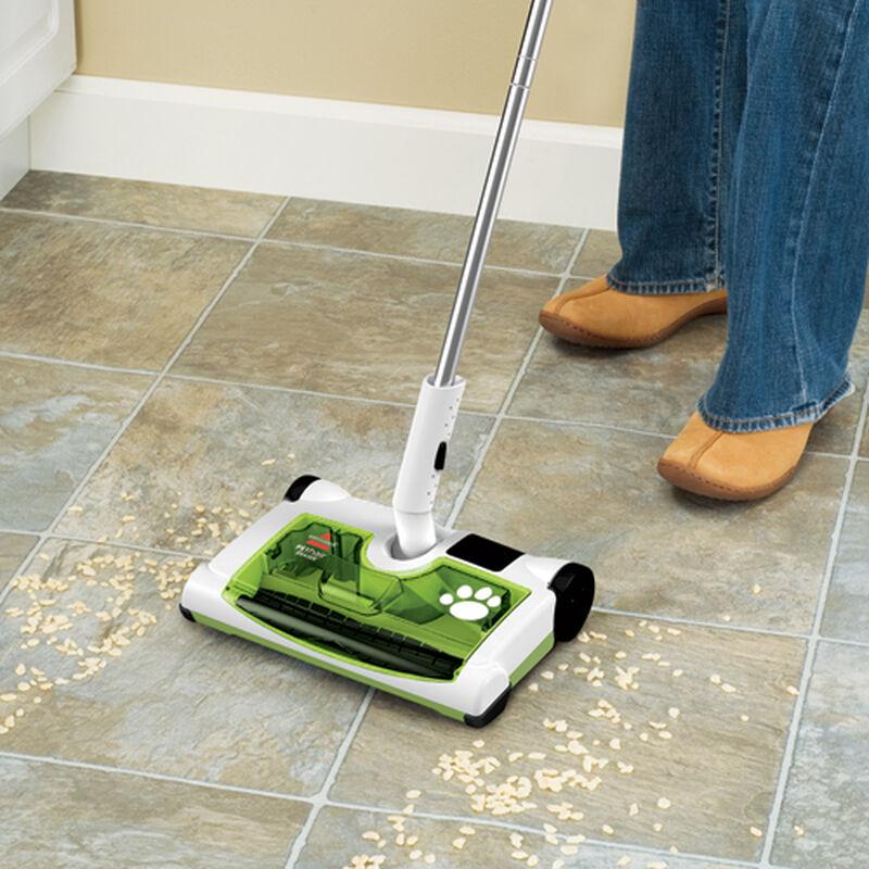 Pet Hair Eraser Carpet Sweeper 23T6 hard floor spills