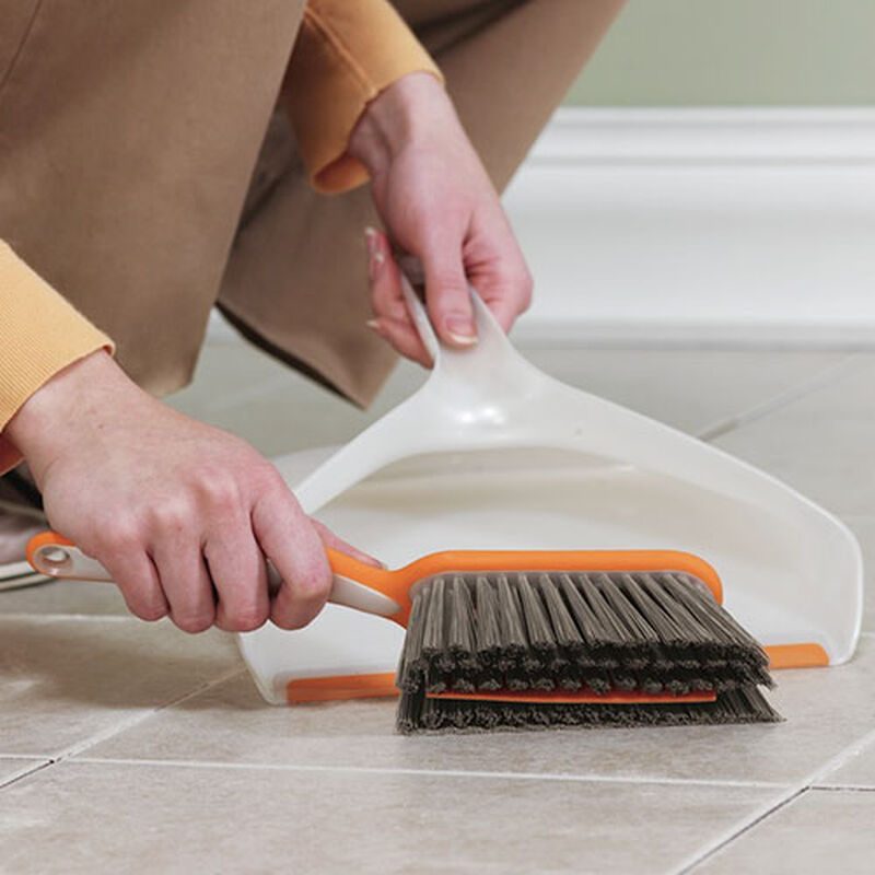 Dustpan and Hand Broom Set 1764 cleaning