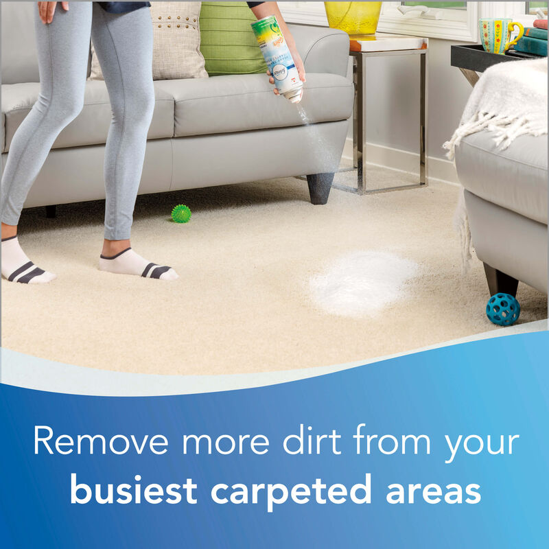 Febreze® Gain™ Original Heavy Traffic® Carpet Foam carpet cleaning