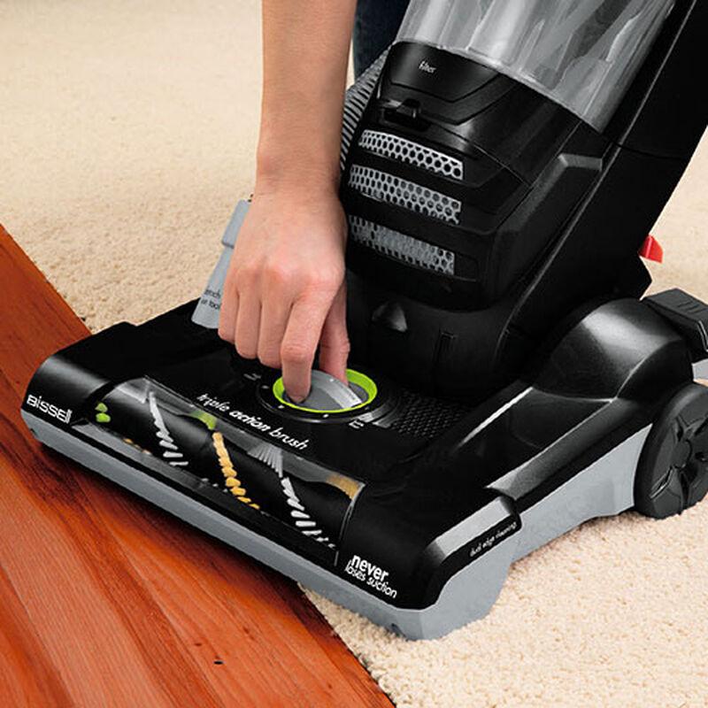 PowerTrak 1307 BISSELL Vacuum Cleaner Height Adjustment
