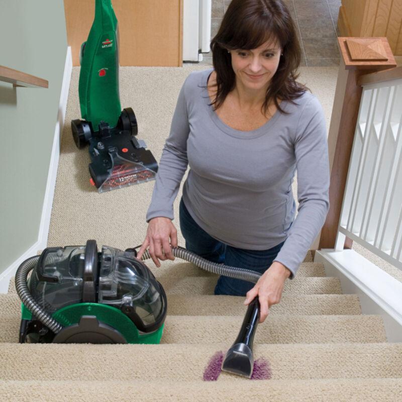 DeepClean LiftOff Carpet Cleaner Stair Cleaning