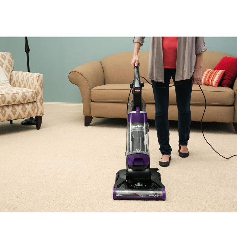 CleanView Plus Vacuum 1334 Upright Carpet Cleaning