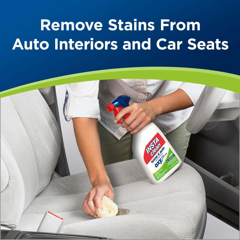 InstaClean™ Home & Auto Pre-treat Stain & Odor Remover Auto Cleaning