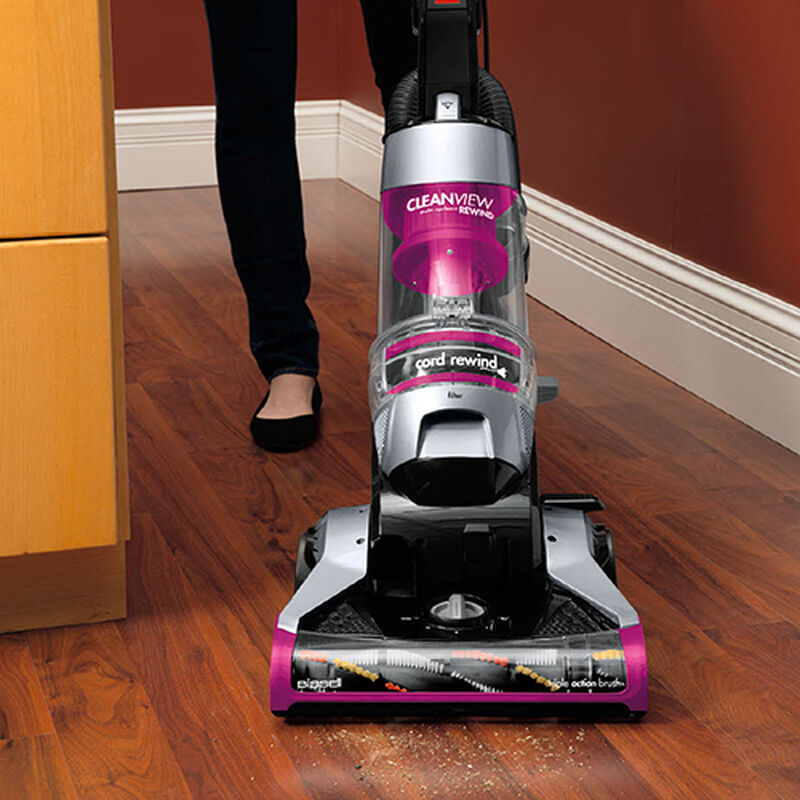 Cleanview Plus Rewind 13321 BISSELL Vacuum Cleaners Hard Floor