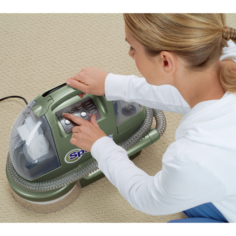 Spotbot Portable Carpet Cleaner 12005 Cleaning Modes