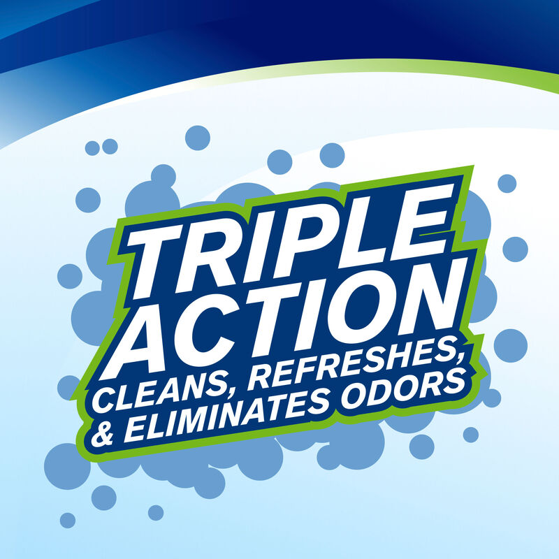 Woolite® Carpet & Upholstery Foam Cleaner Triple Action