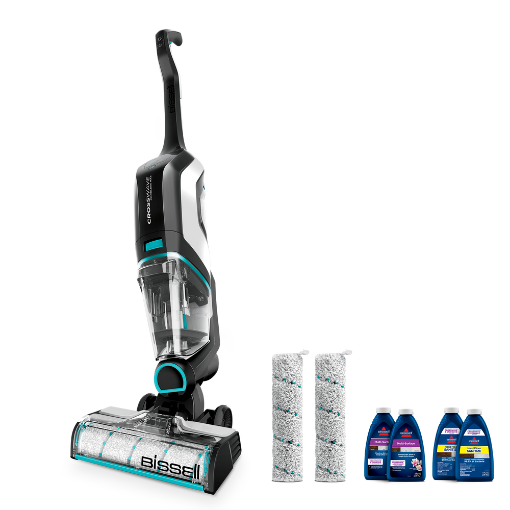 bissell crosswave cordless max 2554