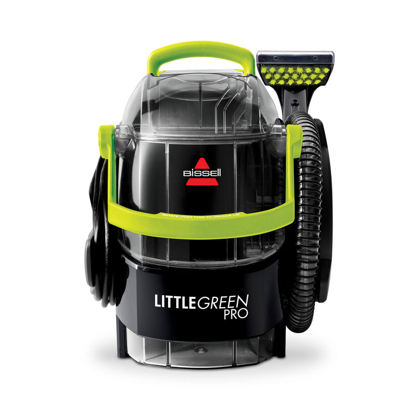BISSELL Little Green Pro Portable Carpet Cleaner 2505 Hero