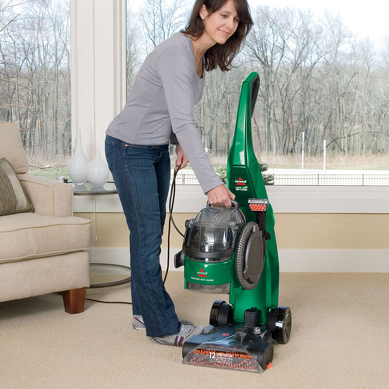 DeepClean LiftOff Carpet Cleaner Removable Portable Carpet Cleaner