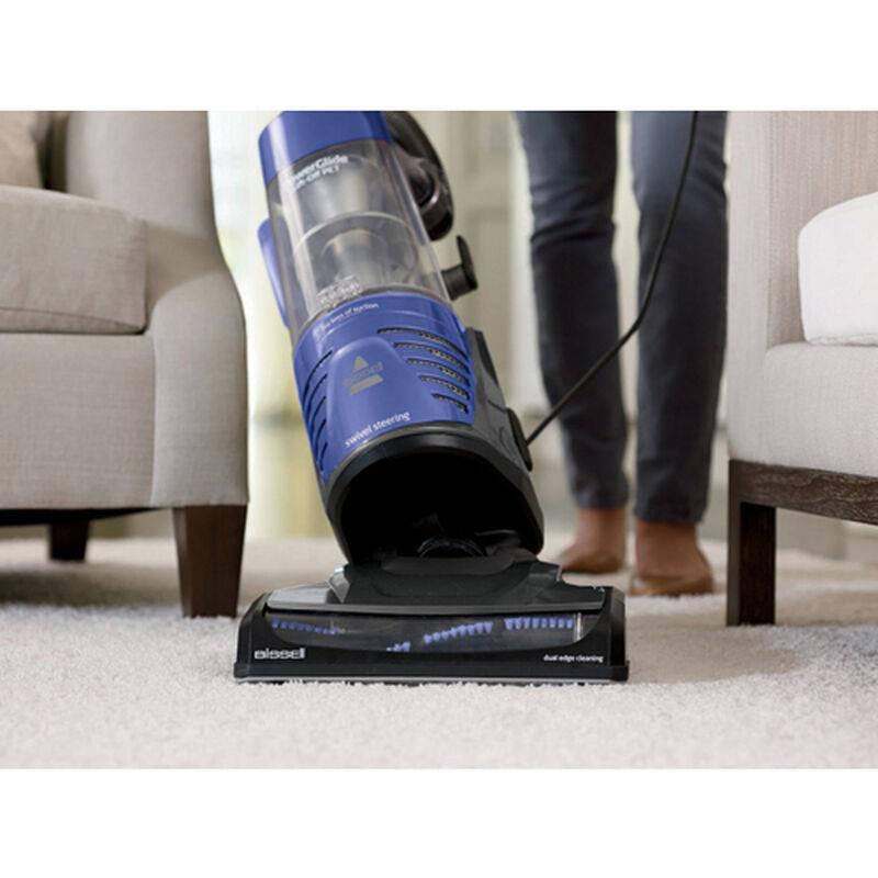 PowerGlide Deluxe Pet LiftOff Vacuum 2763 Swivel Steering