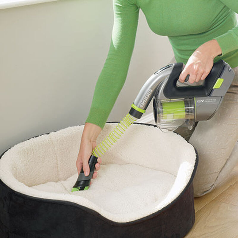 Multi Hand Held Vacuum Pet Bed