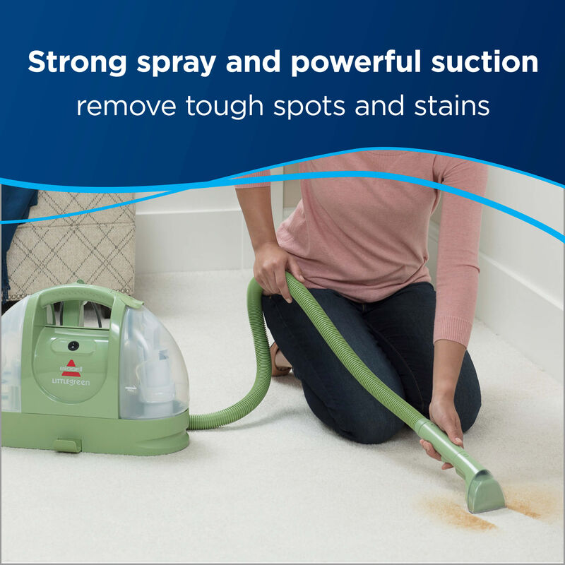 Little Green Portable Carpet Cleaner Stain Remover