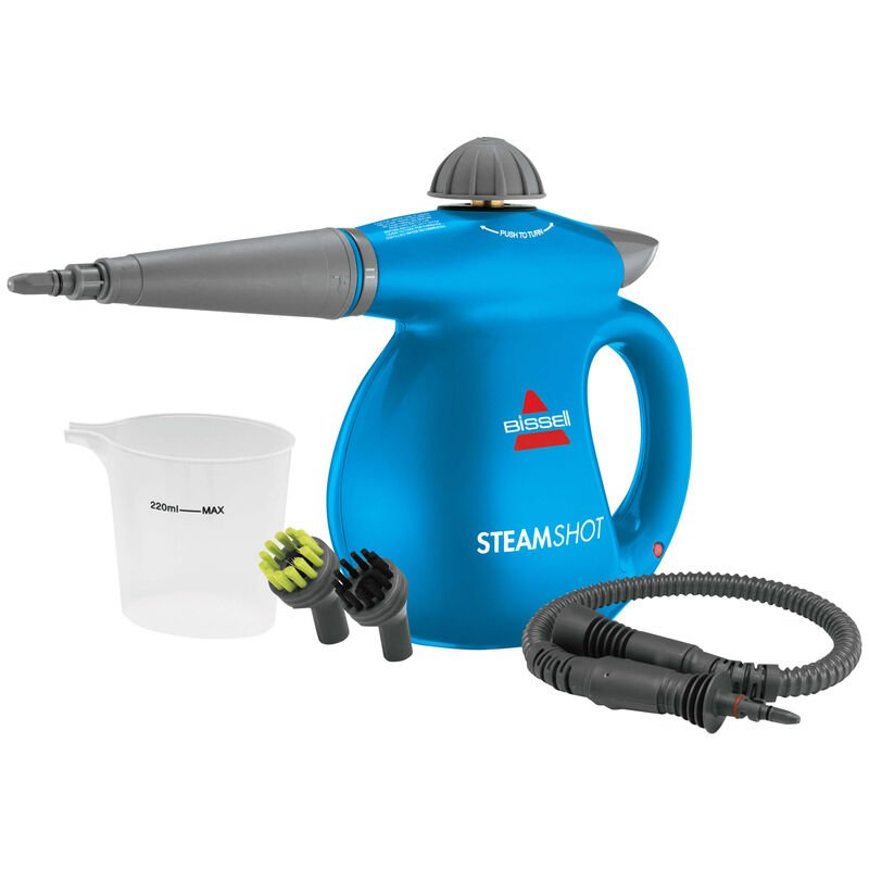 Bissell Steam Shot Handheld Hard Surface Steam Cleaner