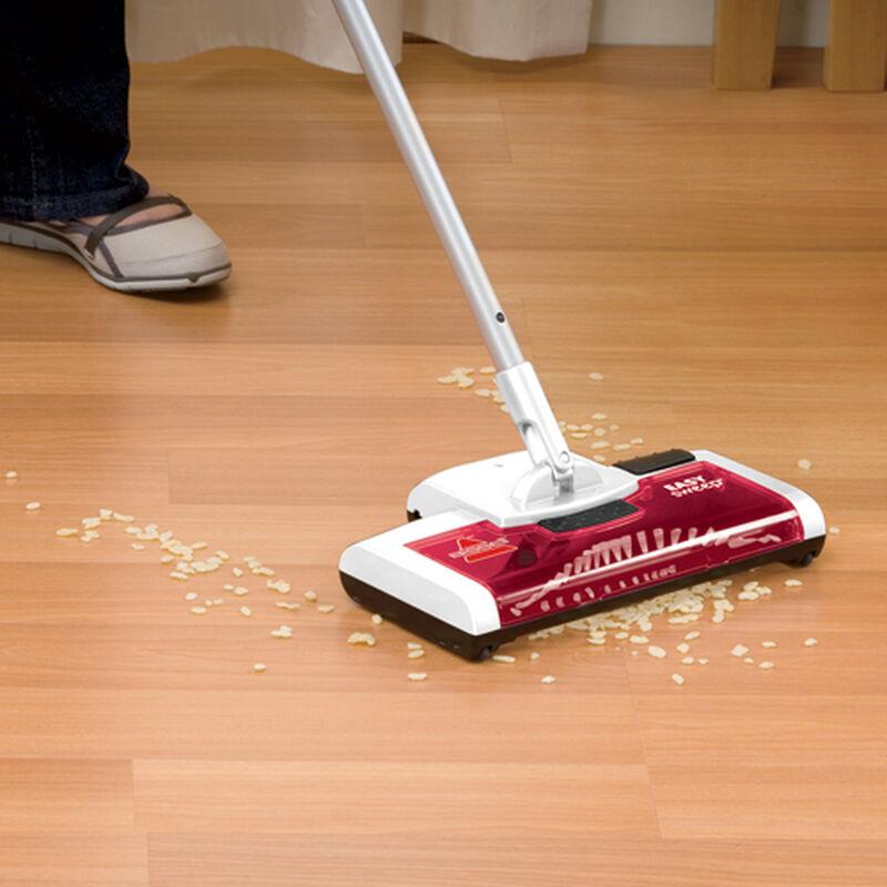 EasySweep Carpet Sweeper 15D1K hard floor sweeper
