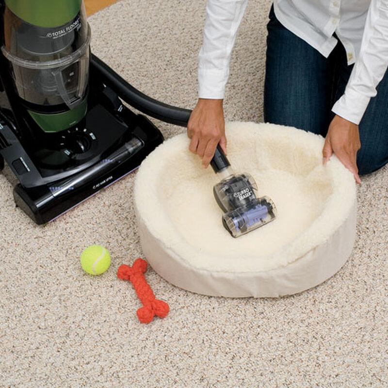 Total Floors Pet Vacuum 61C5W pet bedding