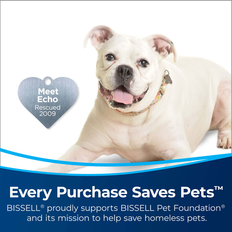 BISSELL ProHeat 2X® Revolution® Pet Carpet Cleaner 1548 Save Pets