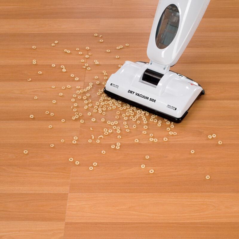 Total Floors Wet Dry Vac 2949 food cleanup