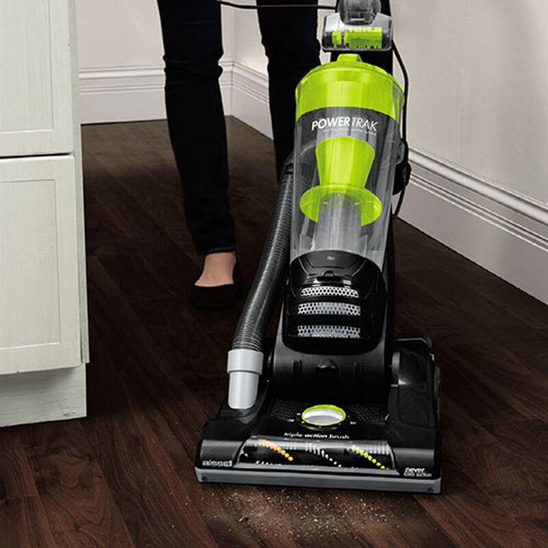 PowerTrak 1307 BISSELL Vacuum Cleaner Vacuum Bare Floor