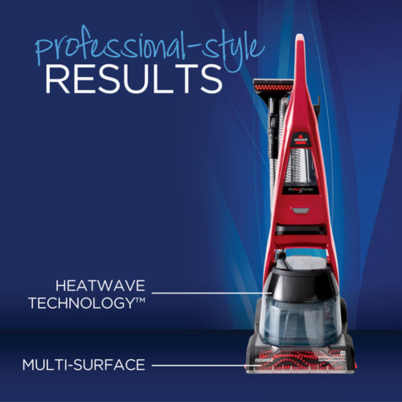 ProHeat 2X Premier Carpet Cleaner 47A21 Product Features