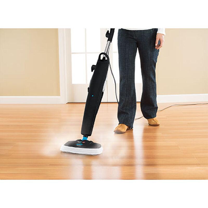 Spiffy Steam Mop Steam Cleaner 21H6P wood floors