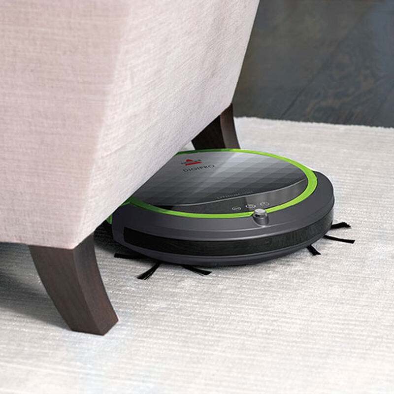 DigiPro Robotic Vacuum 2142 BISSELL Vacuum Cleaner Under Furniture