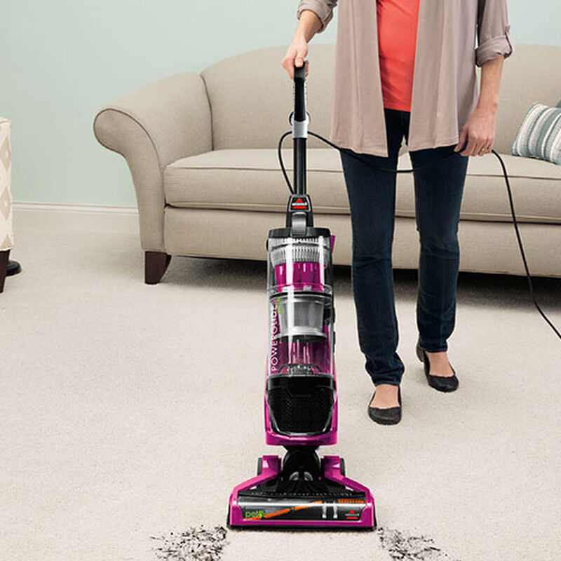 PowerGlidePet 1645 BISSELL Vacuum Cleaners Cleaning Carpet