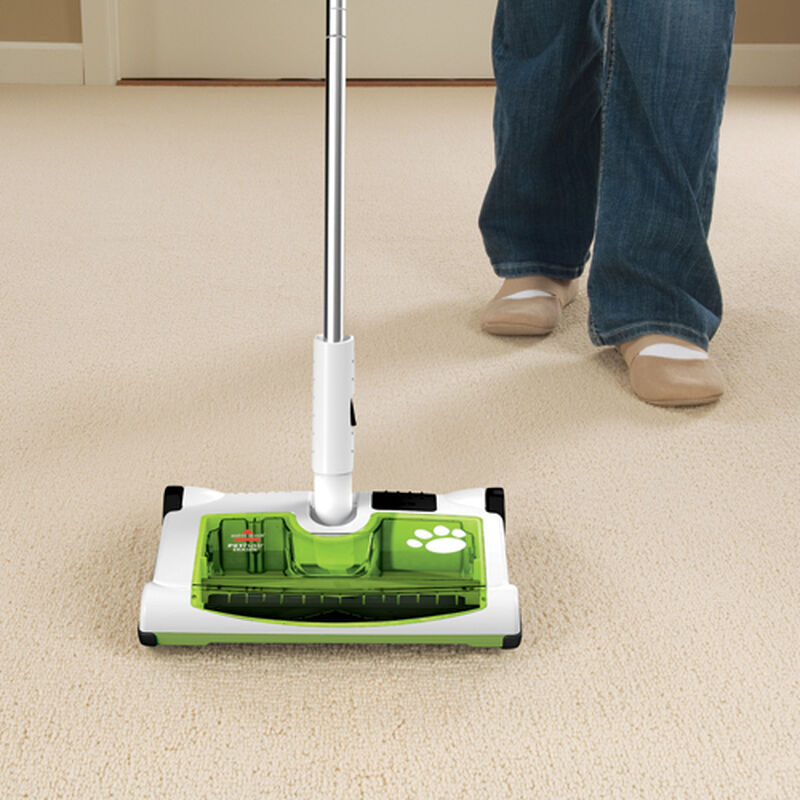 Pet Hair Eraser Carpet Sweeper 23T6 carpet