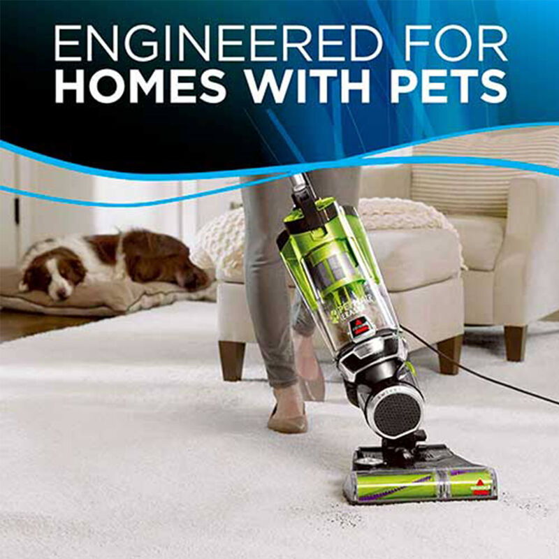 BISSELL® Pet Hair Eraser® 1650A Vacuum Cleaner Built for Homes With Pets