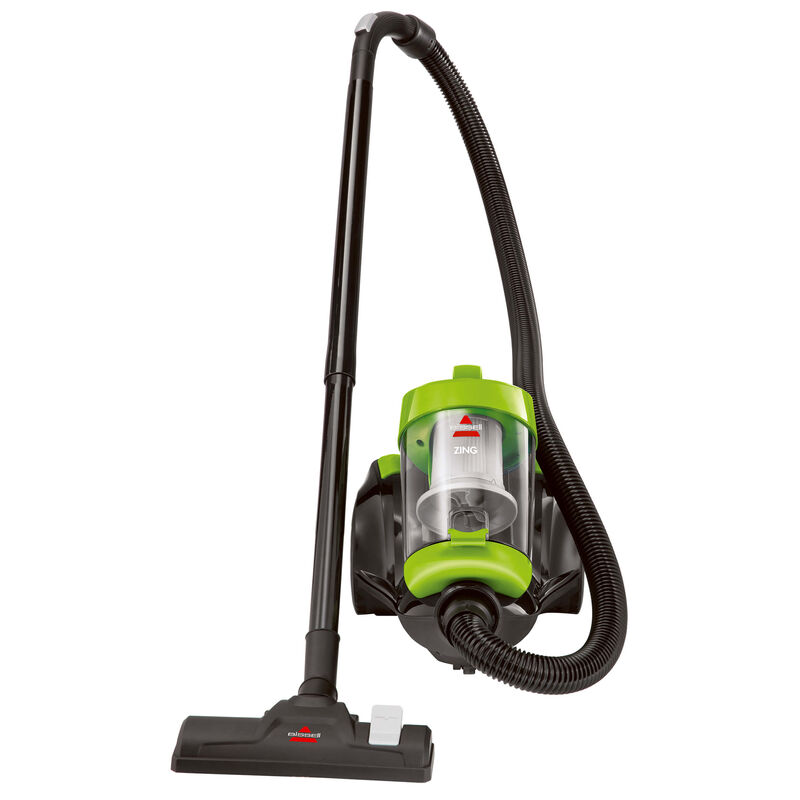 Zing Bagless Canister Vacuum 2156A