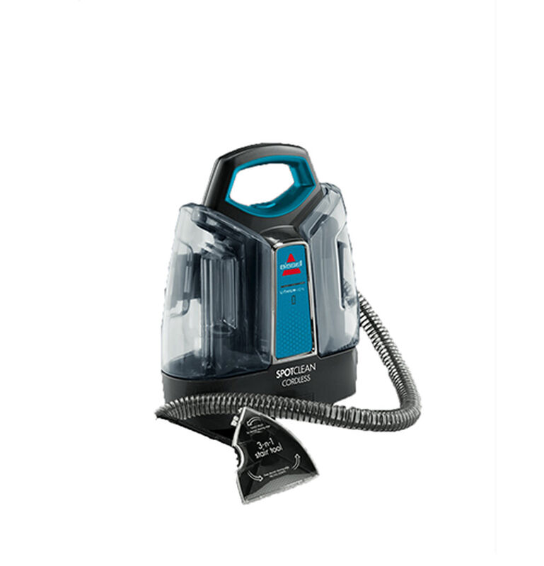 Spotclean Cordless Portable Carpet Cleaner 1570 Hose View
