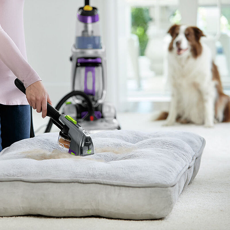 ProHeat_2X_Revolution_Pet_Pro_2383_BISSELL_Carpet_Cleaner_2_in_1_Pet__Tool_Pet_Bed
