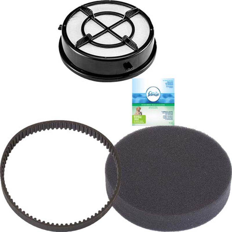 Febreze Filter Bundle for Pet Hair Eraser B0062 BISSELL Vacuum Cleaner Parts