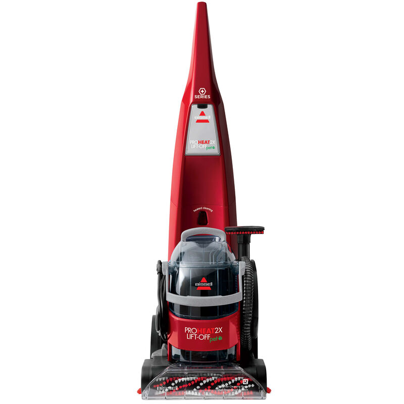 BISSELL ProHeat 2X® Lift-Off® Pet Upright Carpet Cleaner 1565T Hero