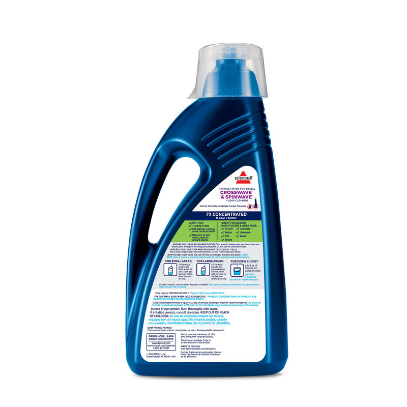PET Multi-Surface with Febreze Formula back view