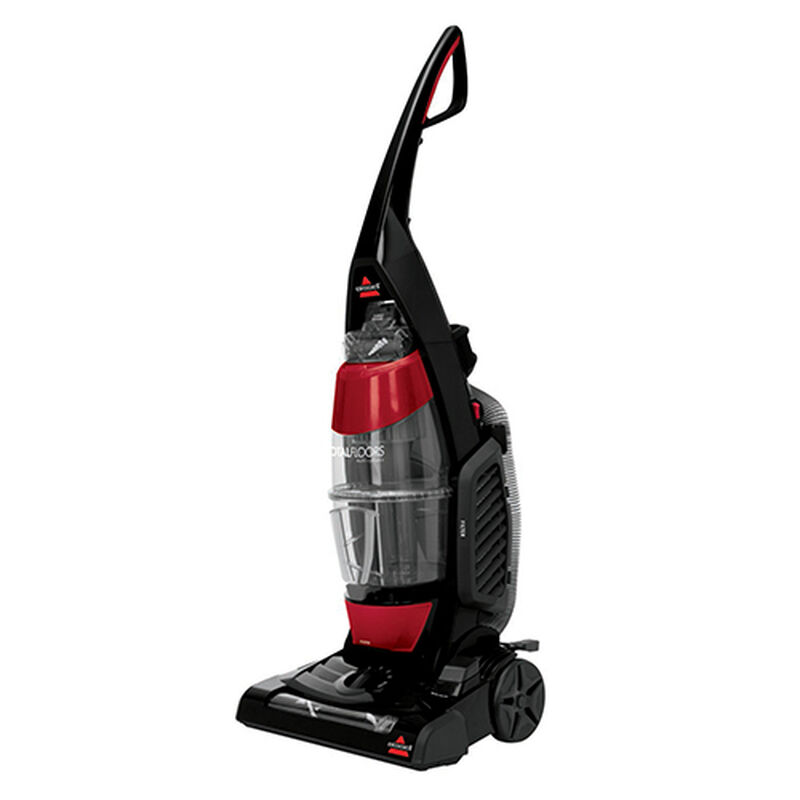 Total Floors Upright Vacuum Angled