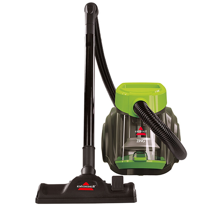 Zing Bagless Canister Vacuum Front