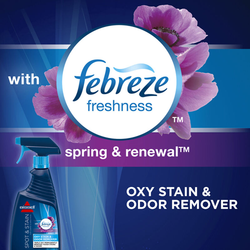 BISSELL Oxy Spot and Stain with Febreze Freshness 8061 Spring and Renewal