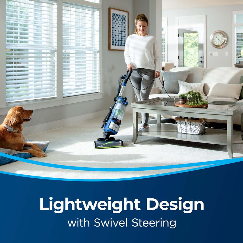 BISSELL MultiClean™ Allergen Pet Vacuum Cleaner 2849 Lightweight Design