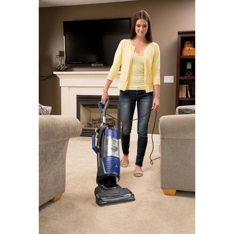 PowerGlide Deluxe Pet LiftOff Vacuum 2763 Upright Vacuuming