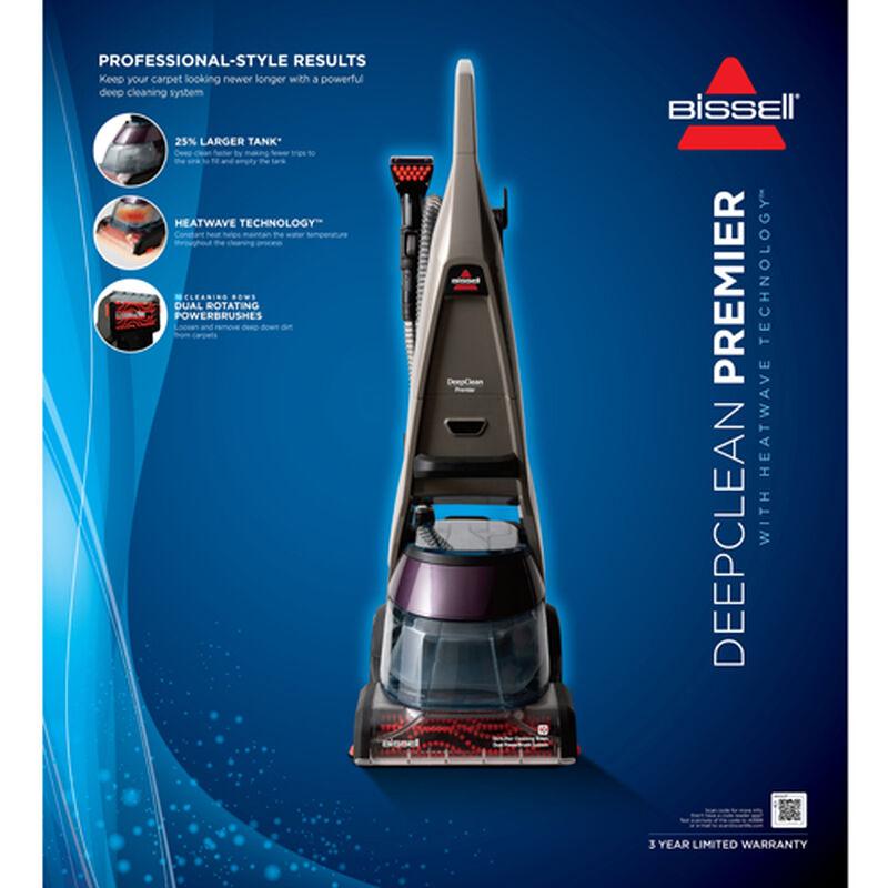 DeepClean Premier Carpet Cleaner 47A22 Product Packaging