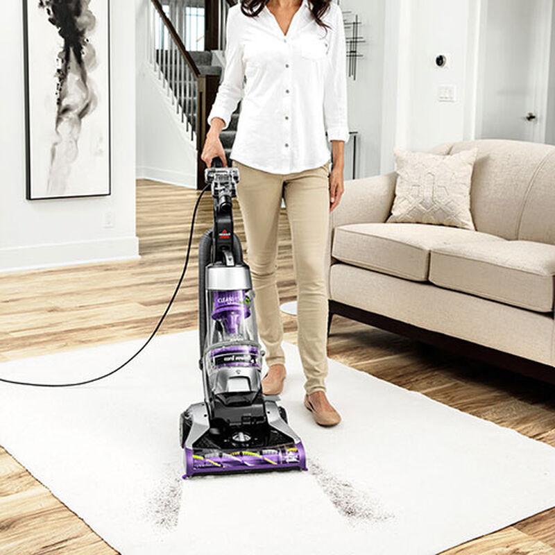CleanView Pet Rewind 1820 BISSELL Vacuum Cleaner Carpet