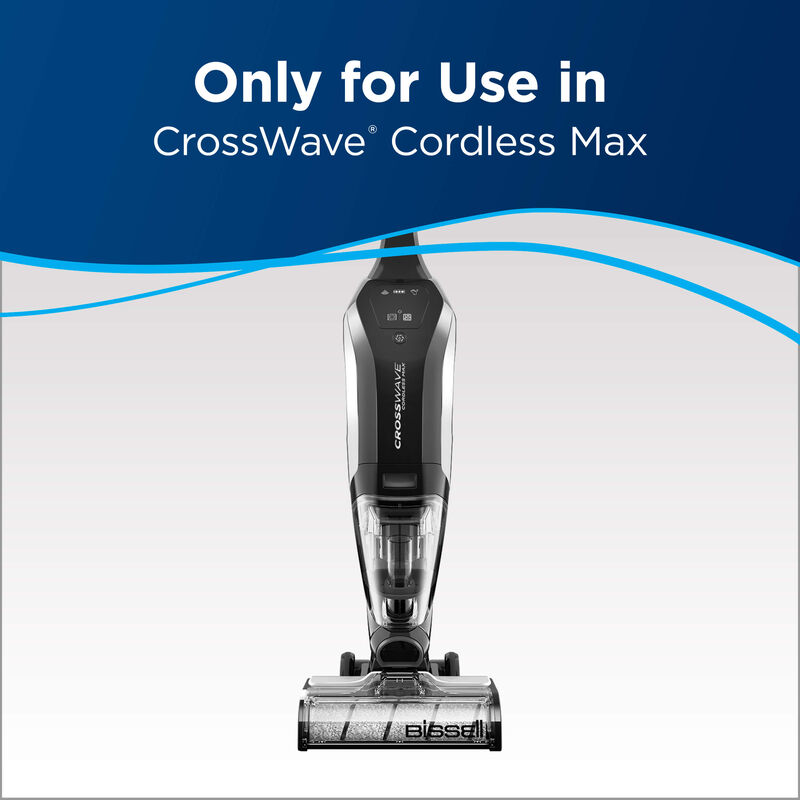 BISSELL CrossWave Cordless Max Multi Surface Brush Roll 1618638 machine