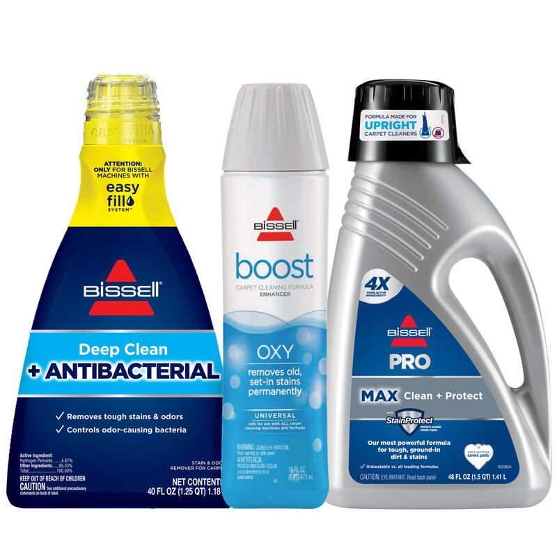 Professional Boosted Bundle 2405 BISSELL Carpet Cleaners