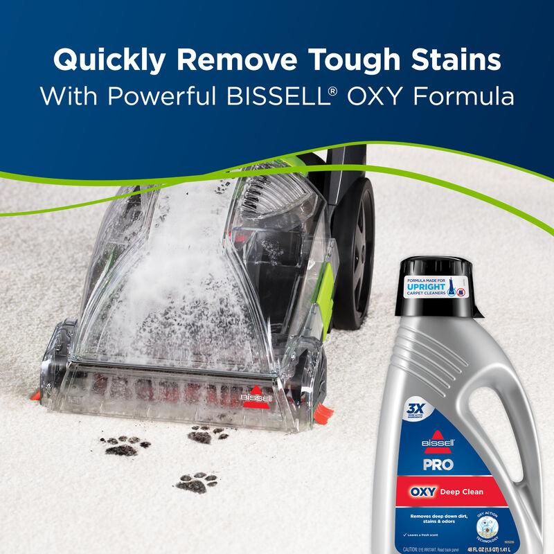 BISSELL TurboClean PowerBrush Pet Carpet Cleaner 2085 Formula