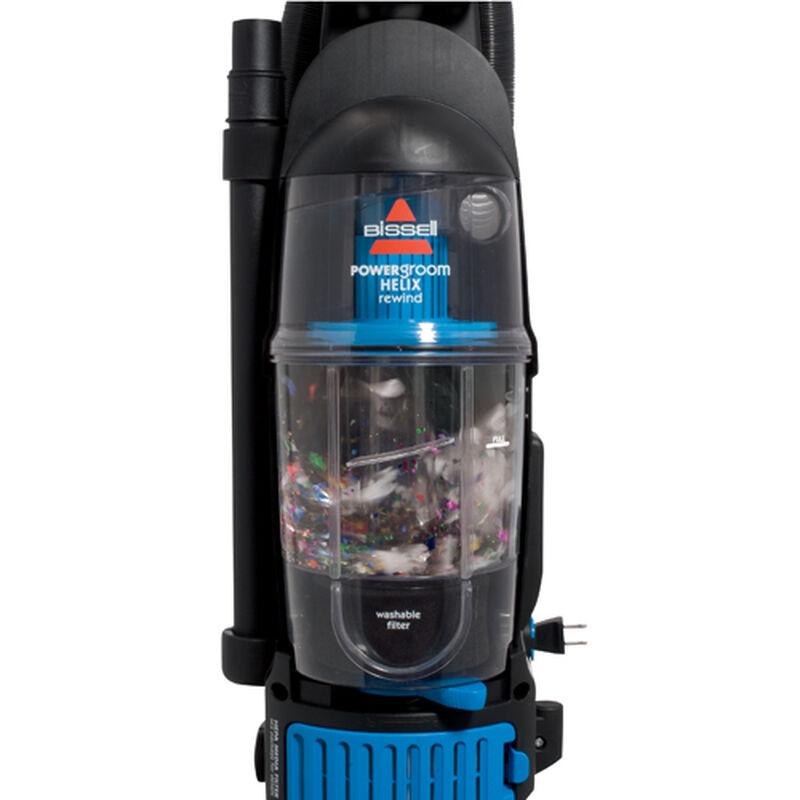 Powergroom Helix Rewind Vacuum 98N4 helix