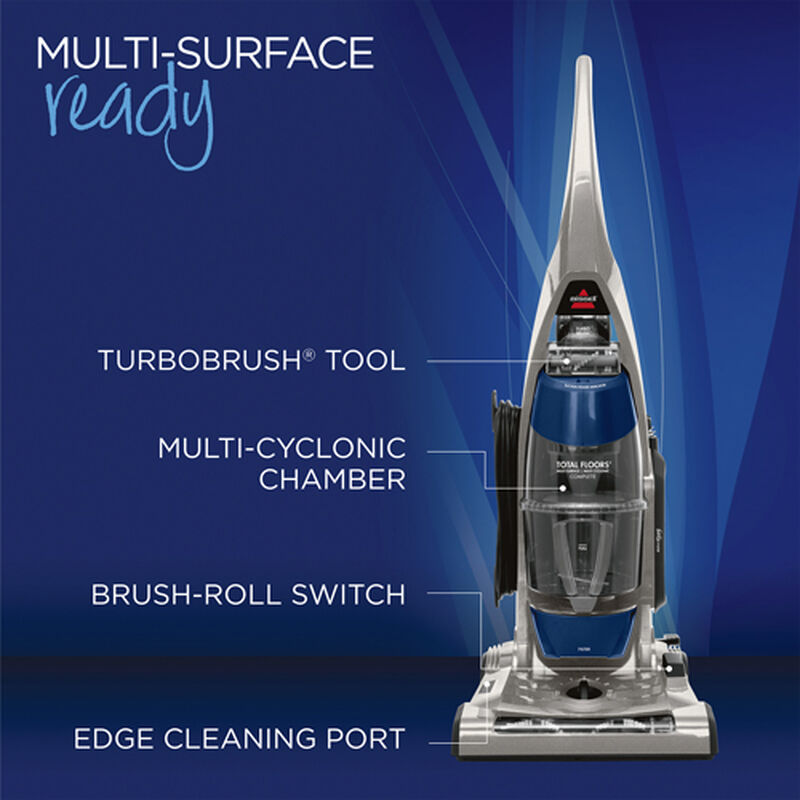 Total Floors Complete Vacuum 52C2 product features