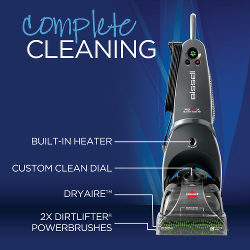 Proheat 2X Healthy Home Pet Carpet Cleaner 9200Z Product Features