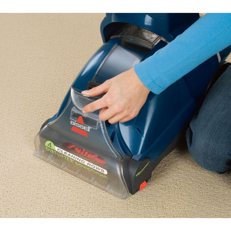 Powersteamer Powerbrush Carpet Cleaner 1370 Attaching Floor Nozzle Window