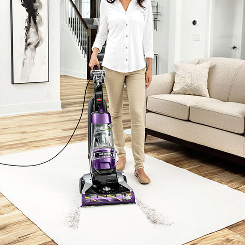 CleanView Rewind Pet Deluxe 1838 BISSELL Vacuum Cleaner Carpet Cleaning