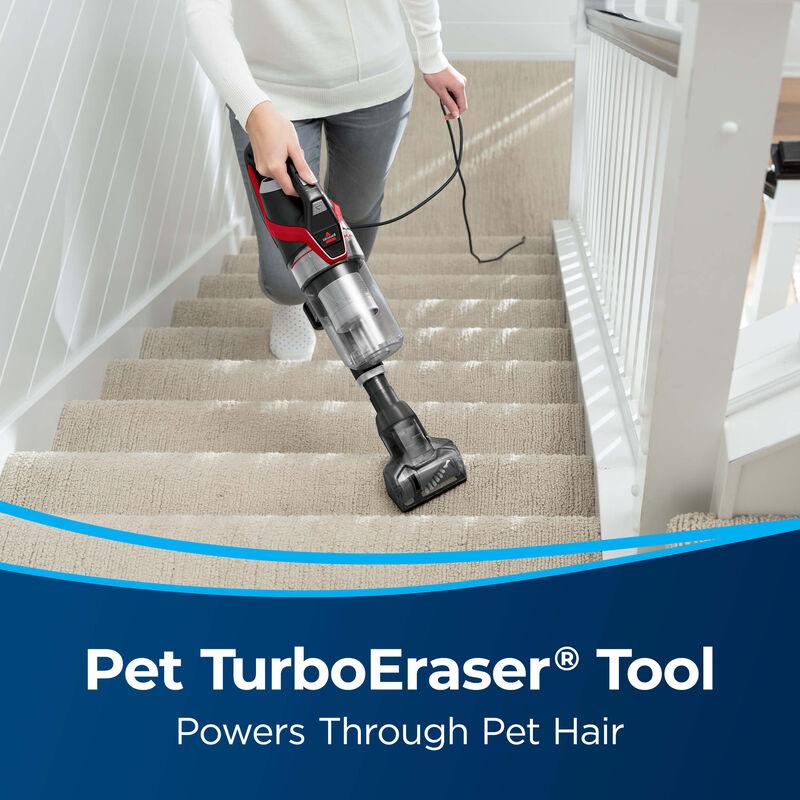 BISSELL CleanView® Pet Slim Corded Vacuum 28311 Pet TurboBrush Tool